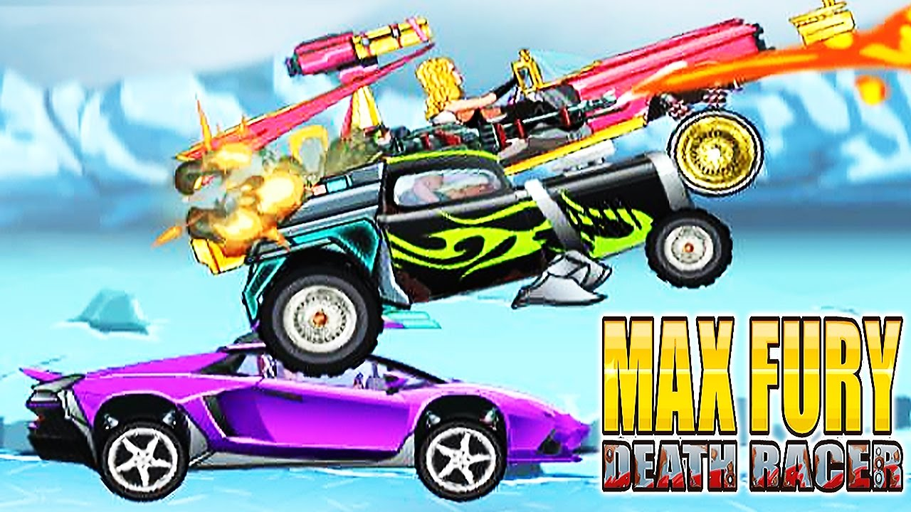 Max Fury Death Racer Game
